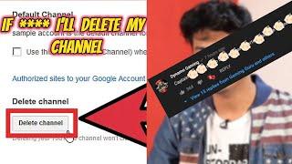 DYNAMO Roast Captain MD | I'll DELETE My YouTube Channel if __