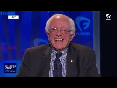 Superb Bernie Sanders ROCKS The Stage - 2016 Presidential Campaign