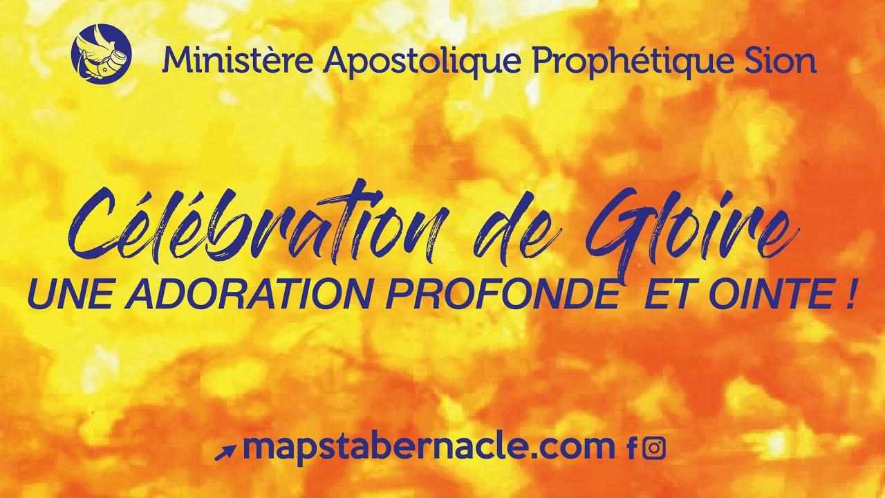 CÉLÉBRATION DE GLOIRE
