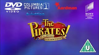 Opening to The Pirates! In an adventure with Scientists UK DVD (2012)