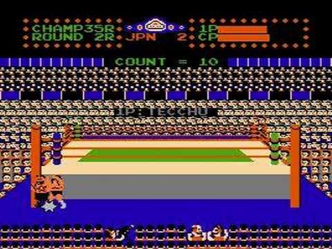 Tag Team Pro Wrestling NES