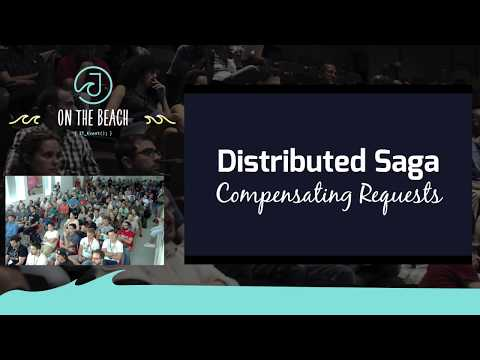 Distributed Sagas: A Protocol for Coordinating Microservices - Caitie McCaffrey - JOTB17