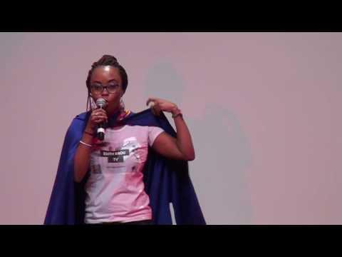 Croire en sa passion | Edith Brou | TEDxAbidjanSalon