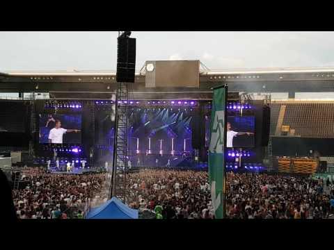 Justin Bieber Purpose Tour - Get Used To Me Bern Stade de Suisse 15.6.2016