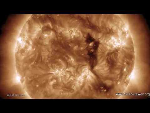 4MIN News May 5, 2013: Extreme Weather, Climate Studies, Spaceweather