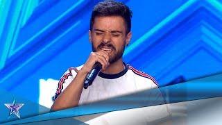 El BULLYING y la ANOREXIA inspiraron su TRISTE RAP | Audiciones 9 | Got Talent España 5 (2019)