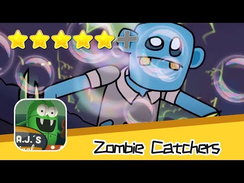 Zombie Catchers Saturday Walkthrough Let's Start The Business! Recommend Index Five Stars