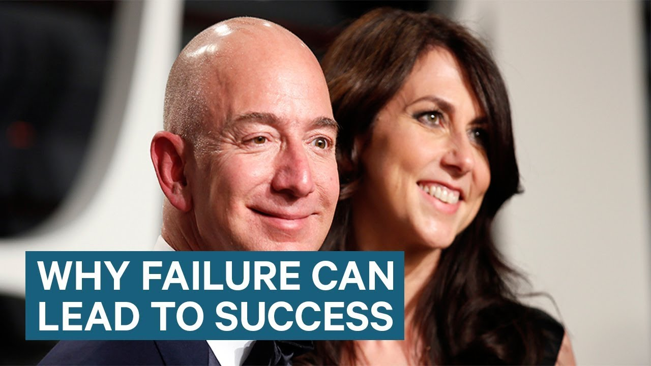 3 Reasons Why Failure is the Key to Success