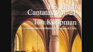 JS Bach Cantata 197 1st movement, Gott ist unsre Zuversicht