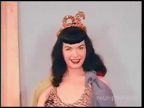 Elvis- Little Egypt. Random Elvis and Betty Page ……………………TRIBUTE ARTIST