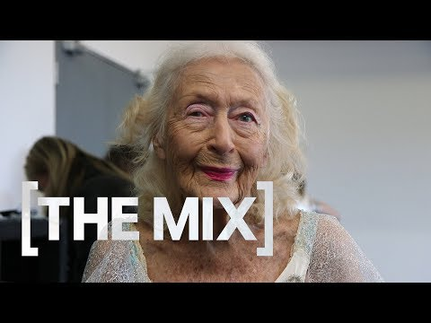 Is this the world's oldest dancer?
