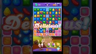 Candy Crush Friends Saga Level 697 NO BOOSTERS - A S GAMING