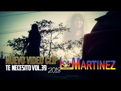 TE NECESITO vol.39 ft Los Hermanos Martinez De El Salvador by Adriana Servellón