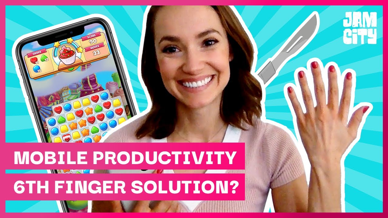 MOBILE PRODUCTIVITY: The 6th Finger You Didn't Know You Needed (The Puzzled Life)