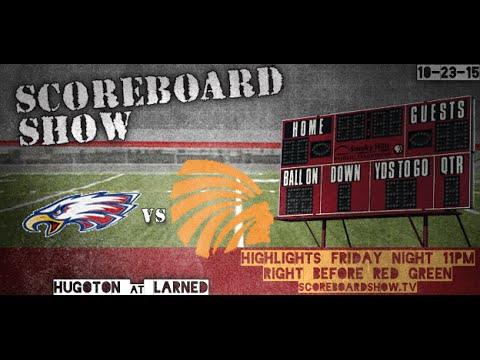 ScoreboardShow.tv Extra: Hugoton @ Larned Football