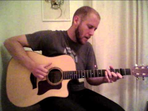 Anji - Paul Simon Cover - Christoffer Skoug