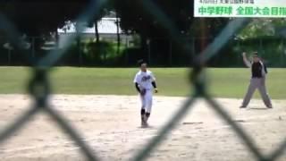 雲南市立大東中学校野球部ハイライト#1