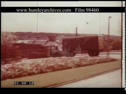Manufacturing Vehicle Brakes, 1960s - Film 98460
