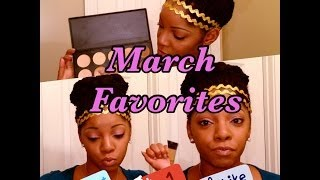 March Favorites 2014 | StyleGuruZak Thumbnail