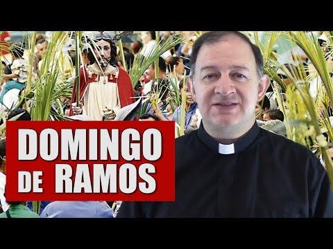 Domingo de Ramos - Ciclo C - Bendito el que viene en nombre del Señor