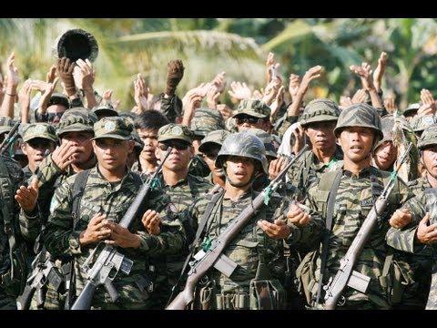 Moros Lay Down Guns in Exchange for Autonomy (LinkAsia: 10/19/12)
