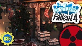 Fallout 4 | Sim Settlements #035: Frohe Weihnachten! ☢ [Lets Play - Deutsch]