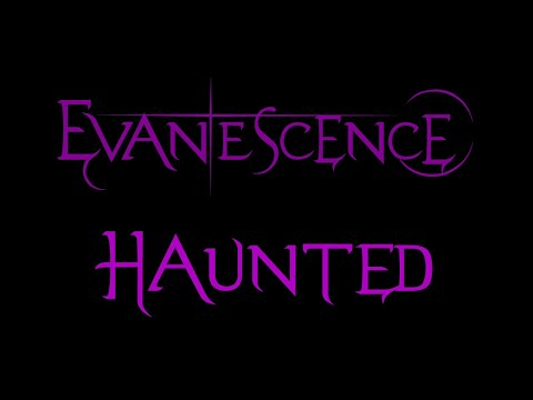Evanescence - Haunted Lyrics (Demo 3)