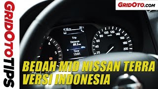 Bedah MID Nissan Terra Versi Indonesia | How To | GridOto Tips