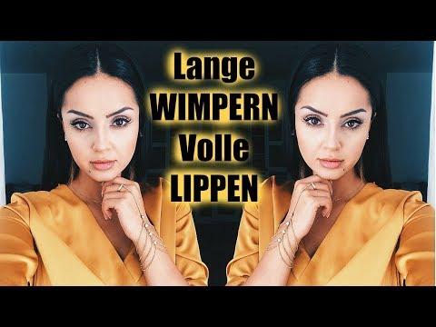 Lange WIMPERN, Weiße ZÄHNE, Volle LIPPEN I Meine Beauty-Geheimnisse  I Tamtam Beauty
