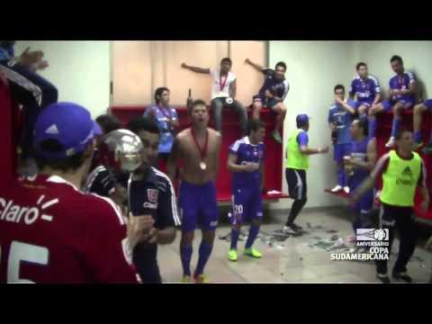 Universidad de Chile - Aniversario Copa Sudamericana HD