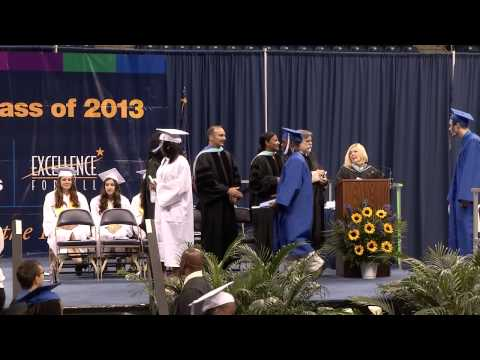 2013 Pittsburgh Perry High School Graduation Ceremony