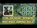Preyta FULL Magic Damage! Eksperimen Kocak! - Arena of Valor
