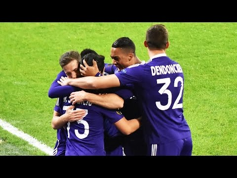 UEFA Europa League : RSCA 6-1 FSV Mainz 05