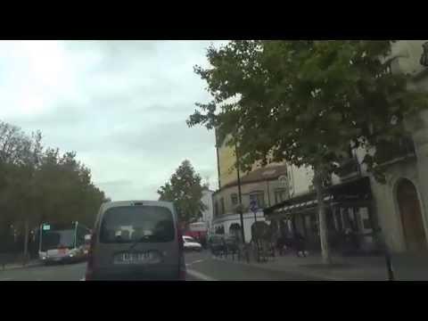 Voyage dans le centre-ville d'Aubervilliers