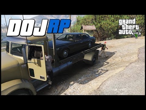 GTA V  DOJ - Episode 14 - Tow for the Price of One.