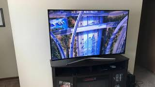 Samsung UN65MU6500 - Review - The Best Deal 4k Curved TV Out There