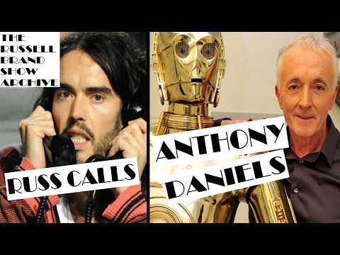 Anthony Daniels (C-3PO) Interview | The Russell Brand Show