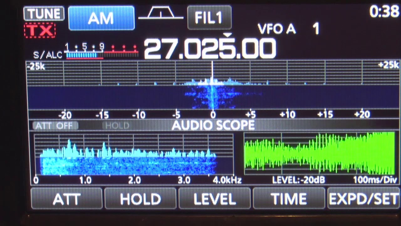 CB Radio Is ALIVE in 2018, Receiving Signals On 11 Meters!