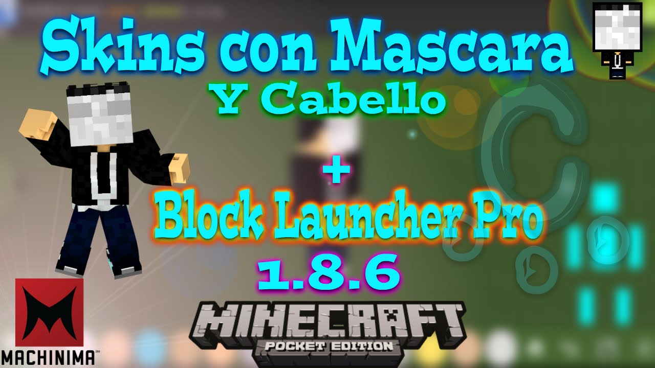 Como Hacer Skins Para Minecraft Pe Apk Android YouTube - Skins para minecraft pe apk
