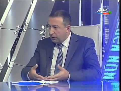 Elchin Safarov, Corporate Director of the BEGOC interviewed by AzTV on Baku 2015 Games preparedness.