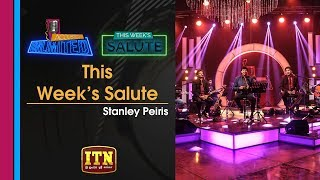Acoustica Unlimited | This Week's Salute | Stanley Peiris | ITN Thumbnail
