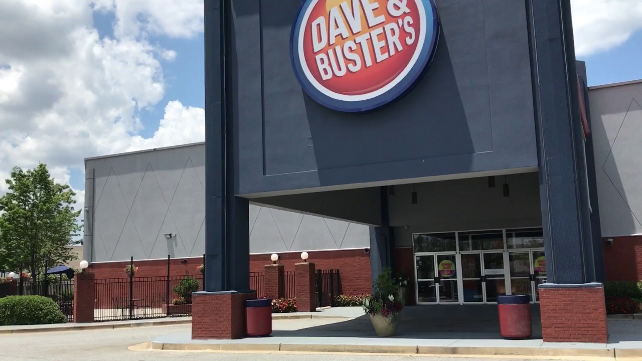 Sugarloaf Mills Dave And Busters Youtube