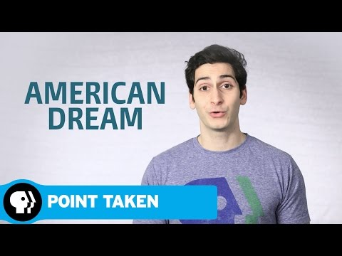 POINT TAKEN | One Word or Less: Is the American Dream Dead or Alive? | PBS