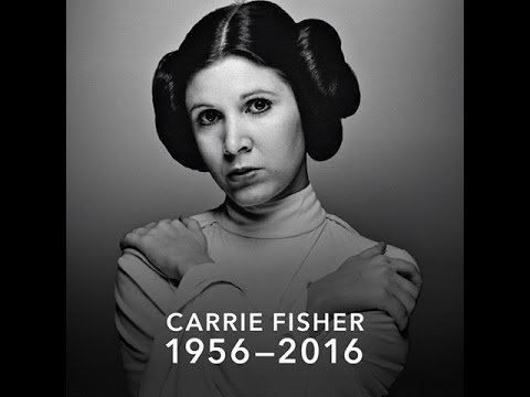 A Tribute To Carrie Fisher Hqdefault