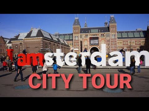 AMSTERDAM - NETHERLANDS  HD