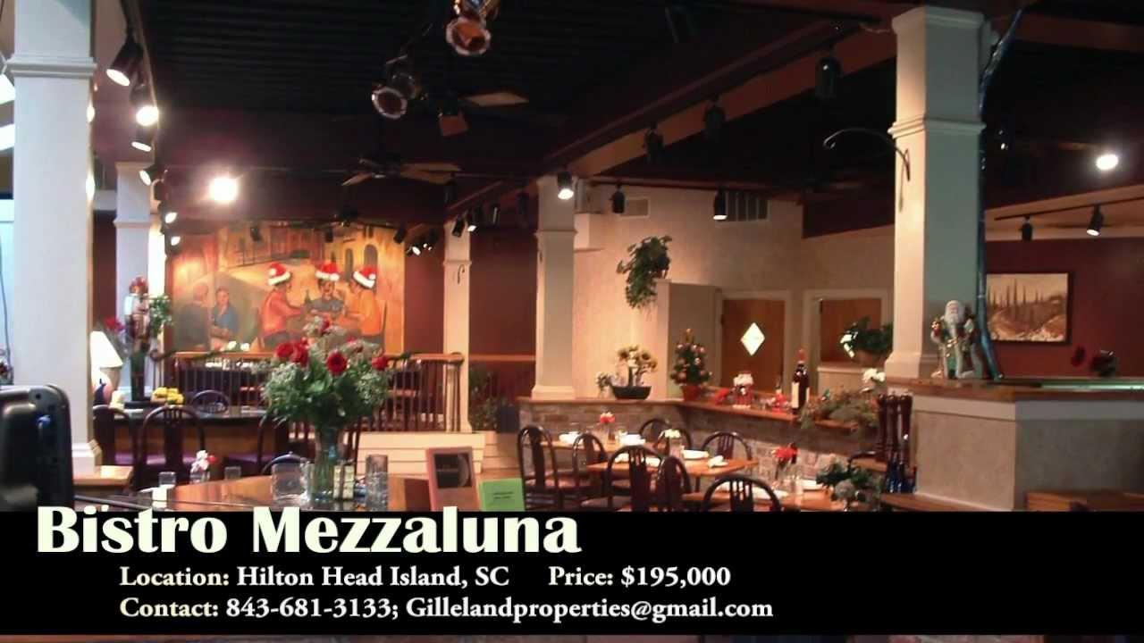 Bistro Mezzaluna Hilton Head Islands Premier Italian Restaurant
