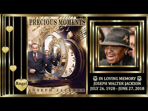 Joseph Jackson ༺🕊༻ In Loving Memory 💕 3T