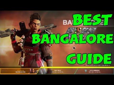 Best Bangalore Guide - Apex Legends