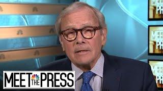 Tom Brokaw and Andrea Mitchell Remember John McCain | Meet The Press | NBC News