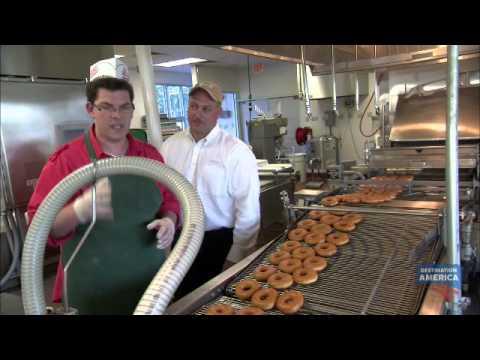 Krispy Kreme's Glazed Donuts | Fast Food Mania